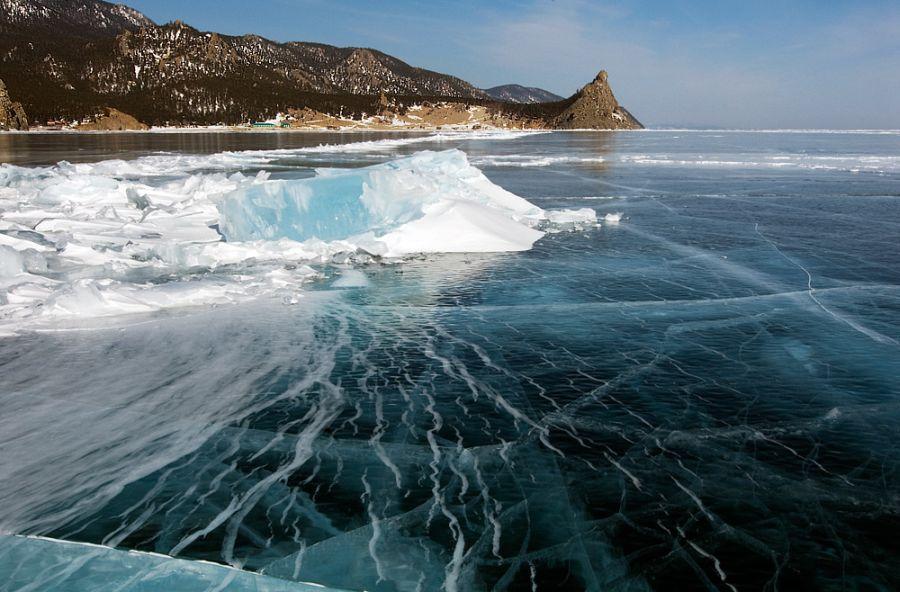 Озеро Байкал, фото и история