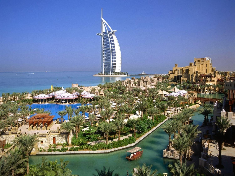 Восьмое чудо света - Дубай, достопримечательности и красота в ...