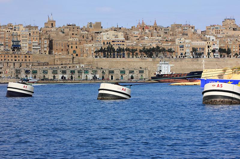 Восемь дней на Мальте (часть первая - вводно-циферная)