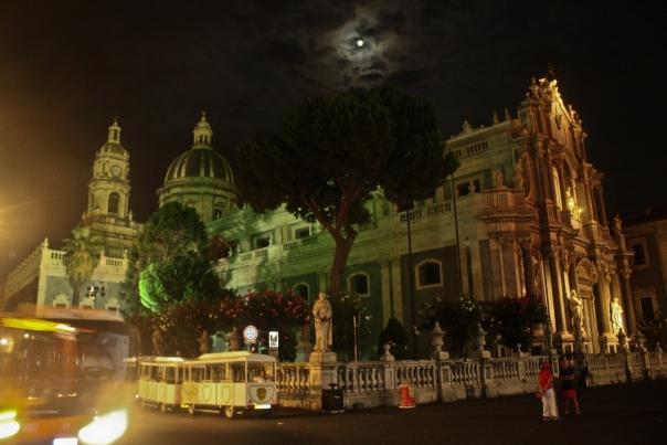 Сицилийское автоприключение