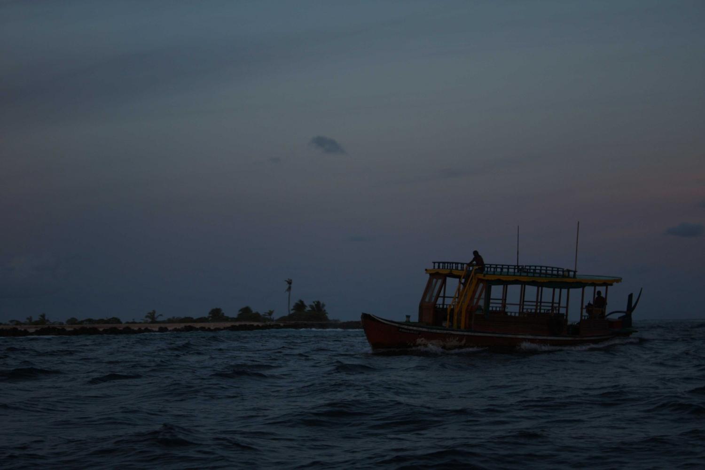 Мальдивы - фоторепортаж с комментариями