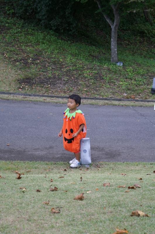 Японский праздник Хэллоуин.