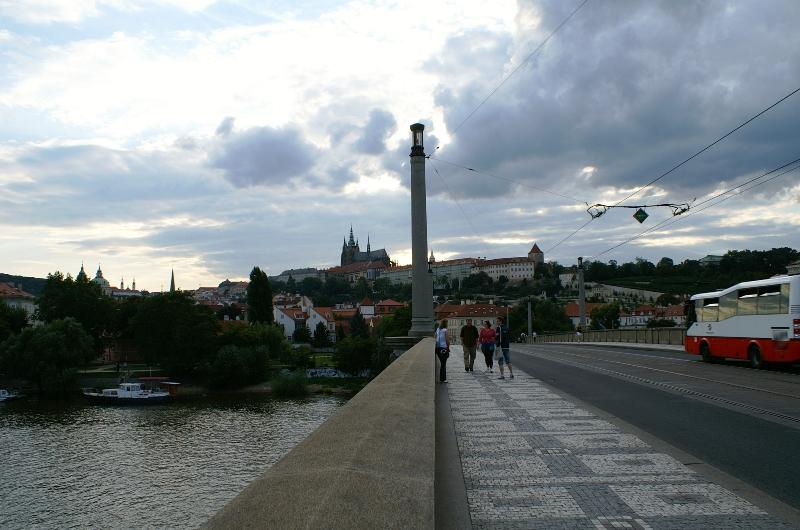Чехия 2011, часть 3: Прага мистическая и просто странная.