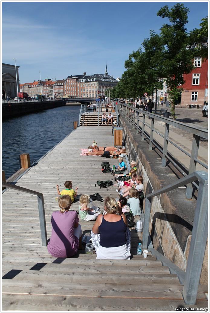 Маленькие песенки большого плавания. Часть 8. Копенгаген