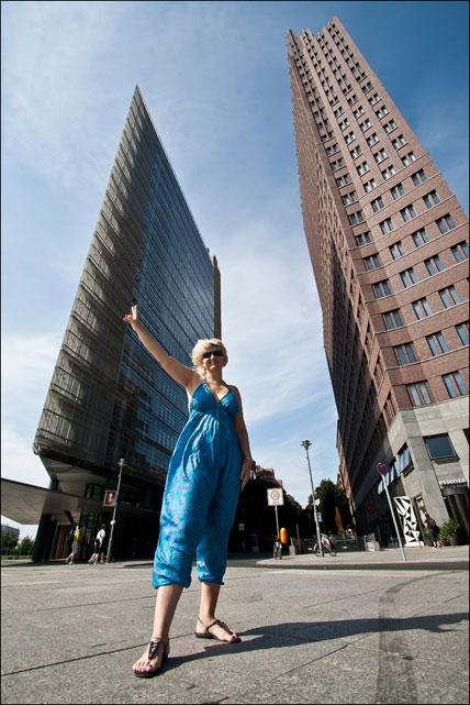 Берлин на выходные. Часть 3. Свиная рулька и Берлинская стена