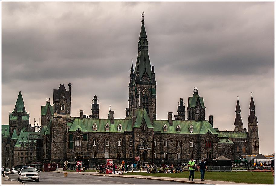 Канадская столица