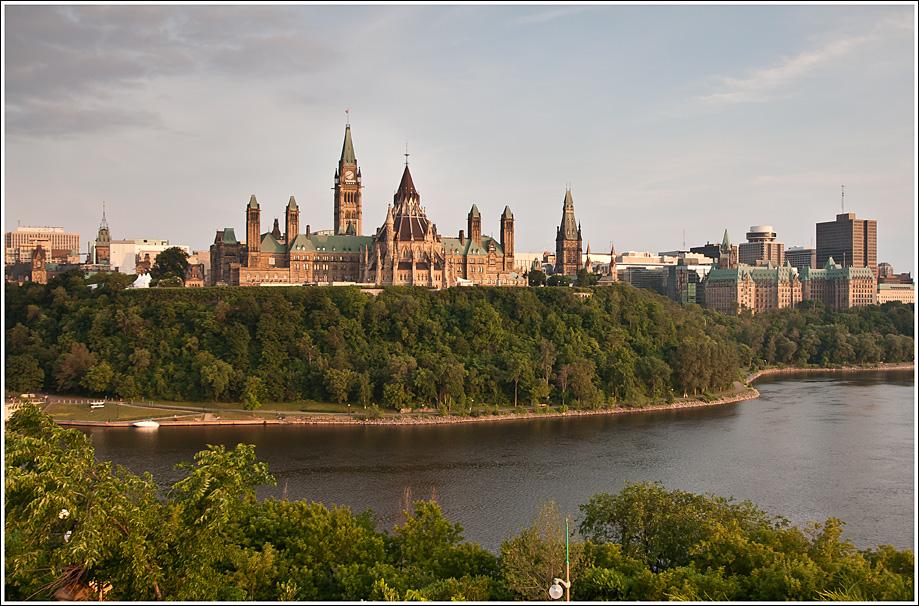 Две канадские недели, две тысячи километров и две лишние тысячи долларов