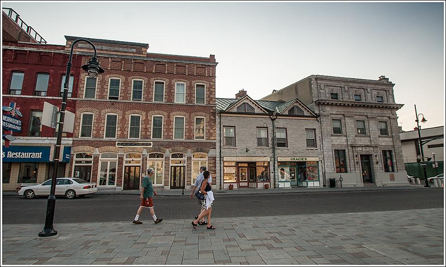 Kingston и Prince Edward County