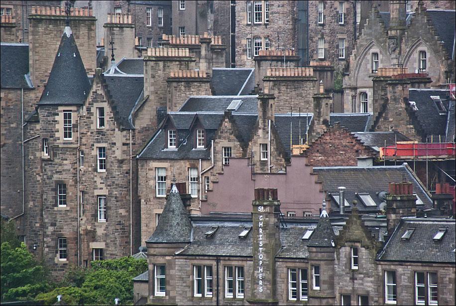 Эдинбург и семь эдинбуржцев