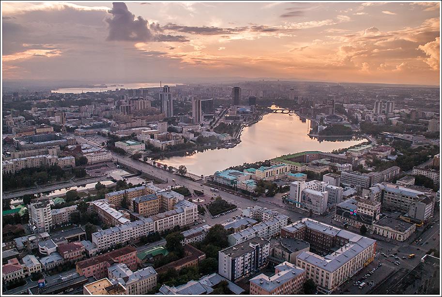 Екатеринбург. Мотивы