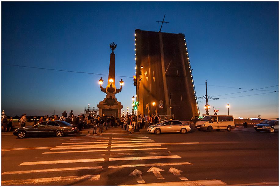 Ночь, улица...