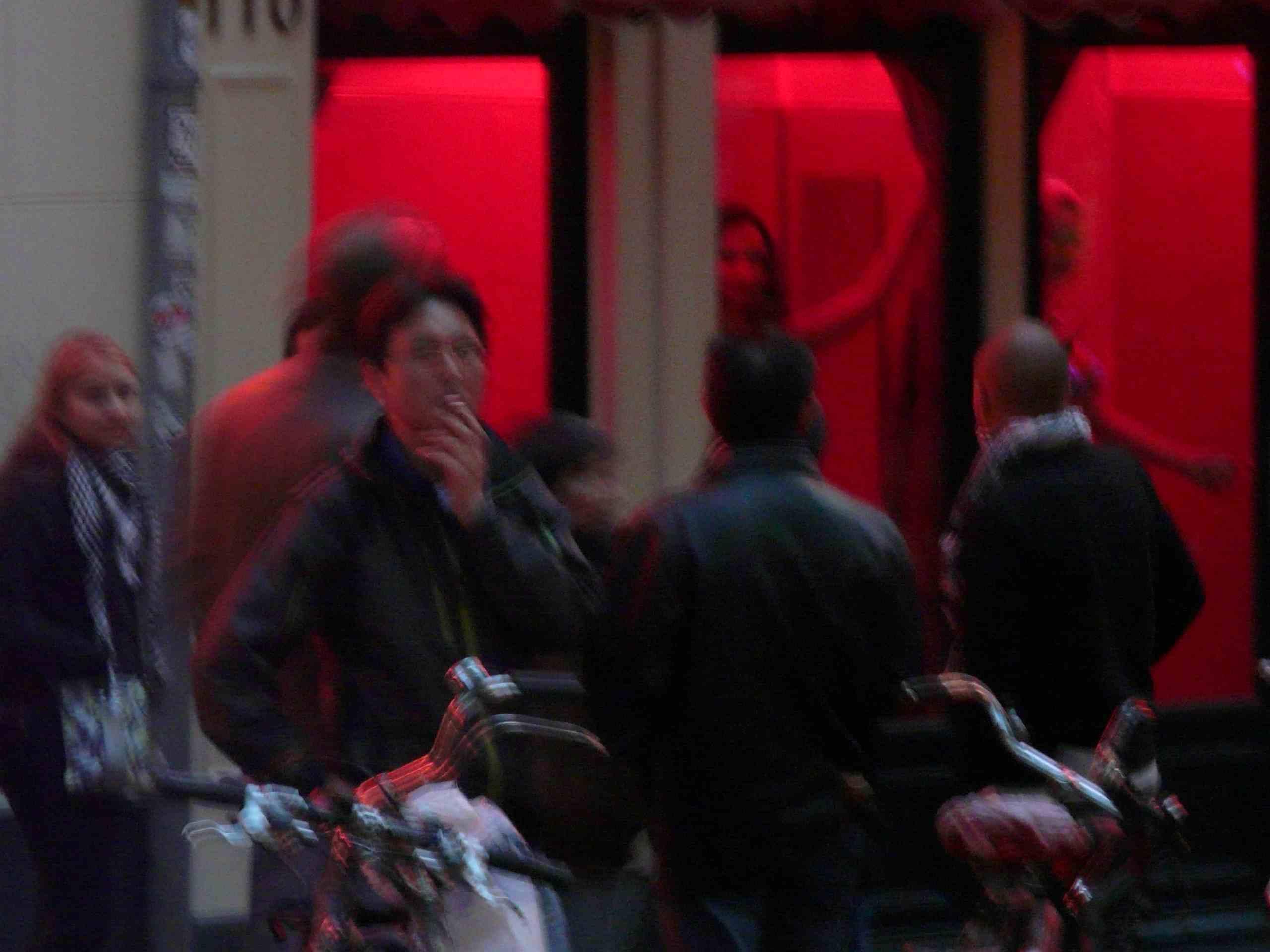 Секс театр амстердам 8 фотография