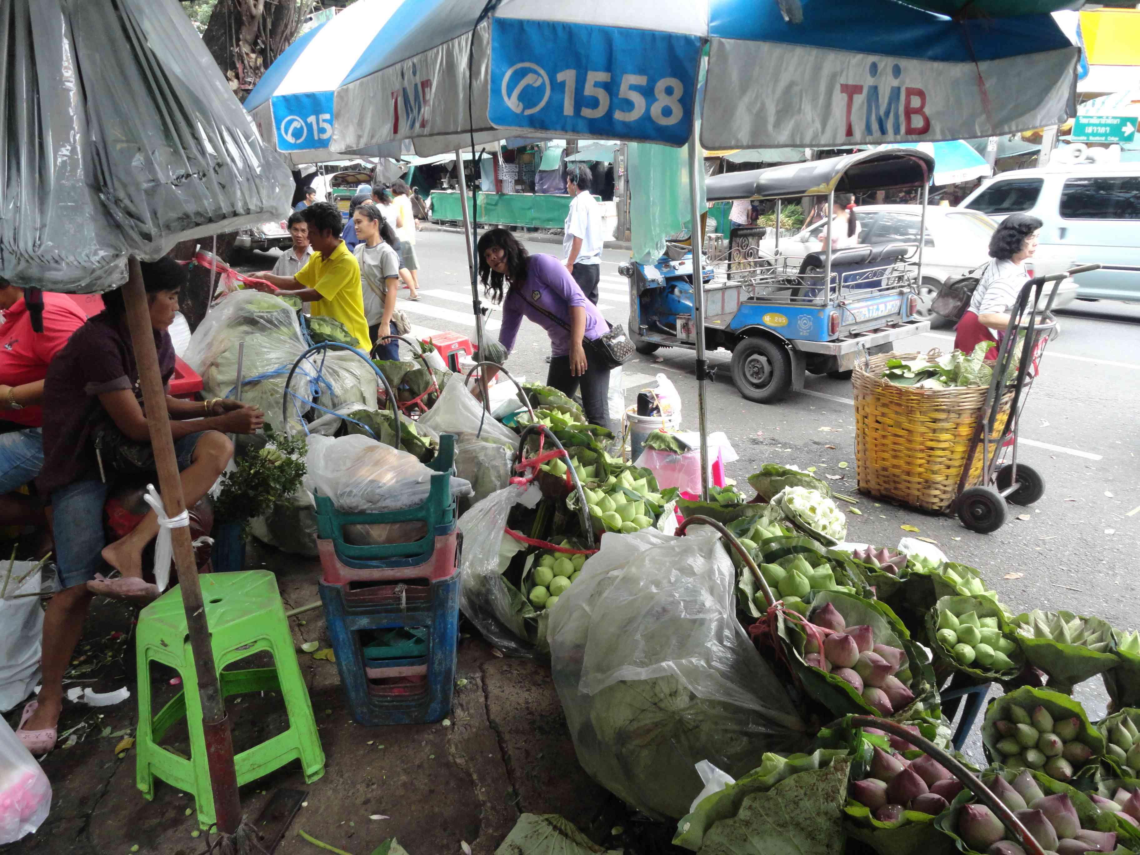 Один день в Бангкоке, или трезвость и самообслуживание