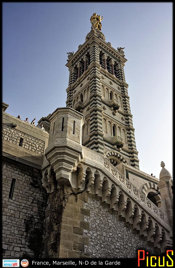 Notre-Dame de la Garde - inside