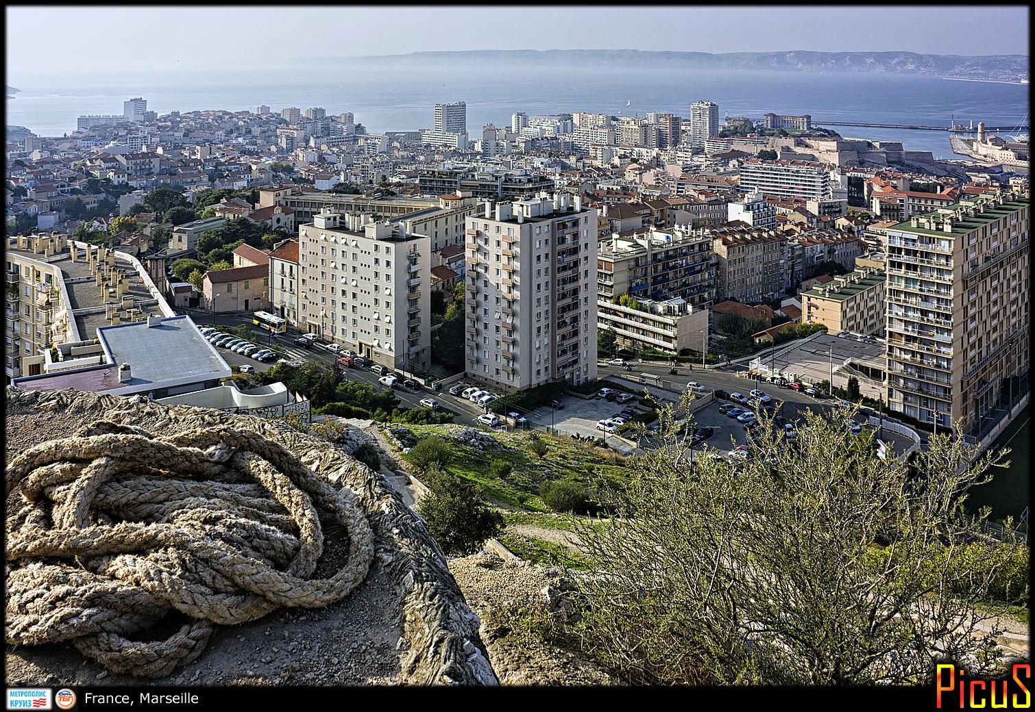 Один день в Марселе