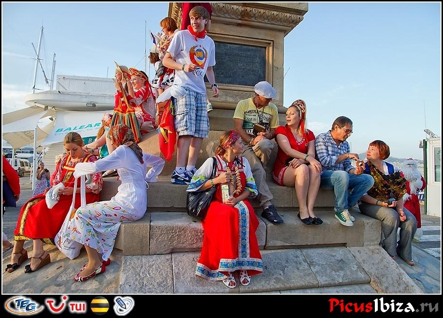 Четвёртая песнь акына про блоггеров... 09.06.2011. Флэшмоб