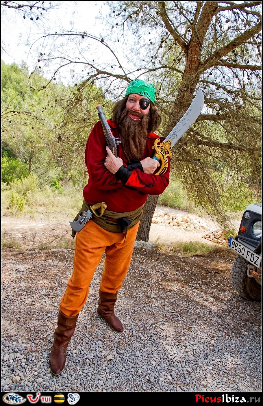 Девятая песнь акына про блоггеров... 11.06.2011. Пираты VS Хиппи - Два
