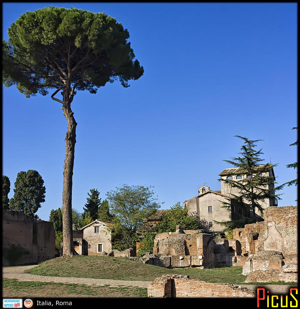Римские каникулы...