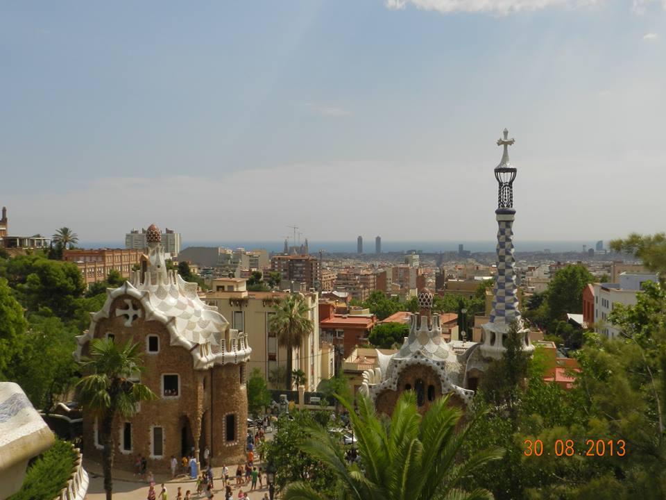 Несколько мгновений Барселоны