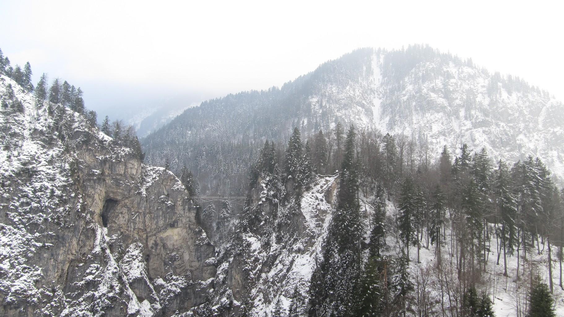 От Альп к Рейну