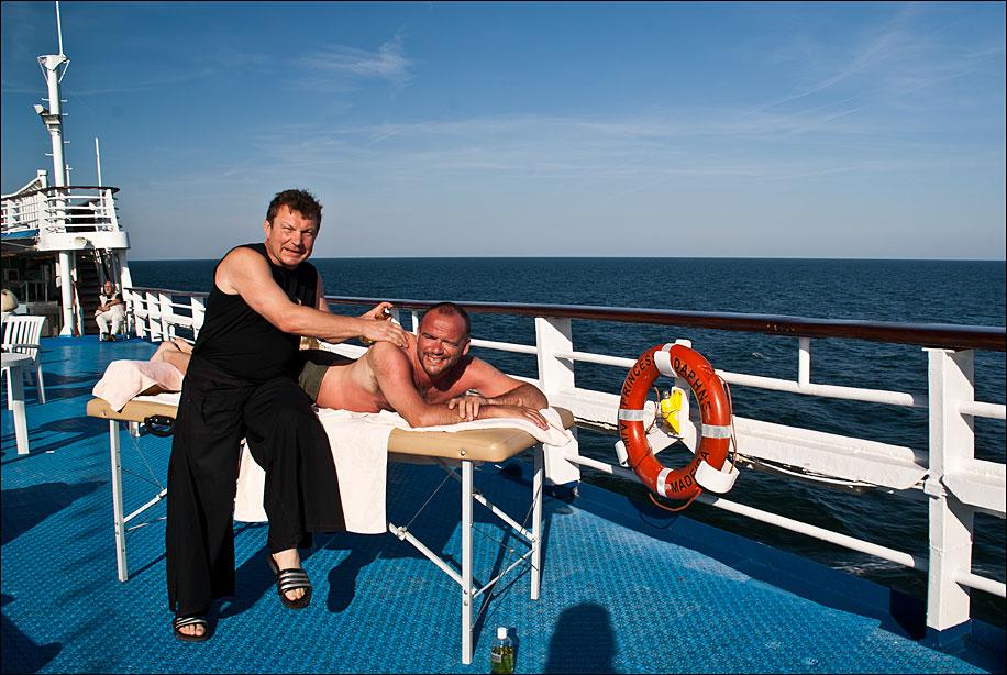 Морской круиз