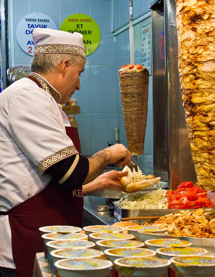 Я так долго хотела в Стамбул