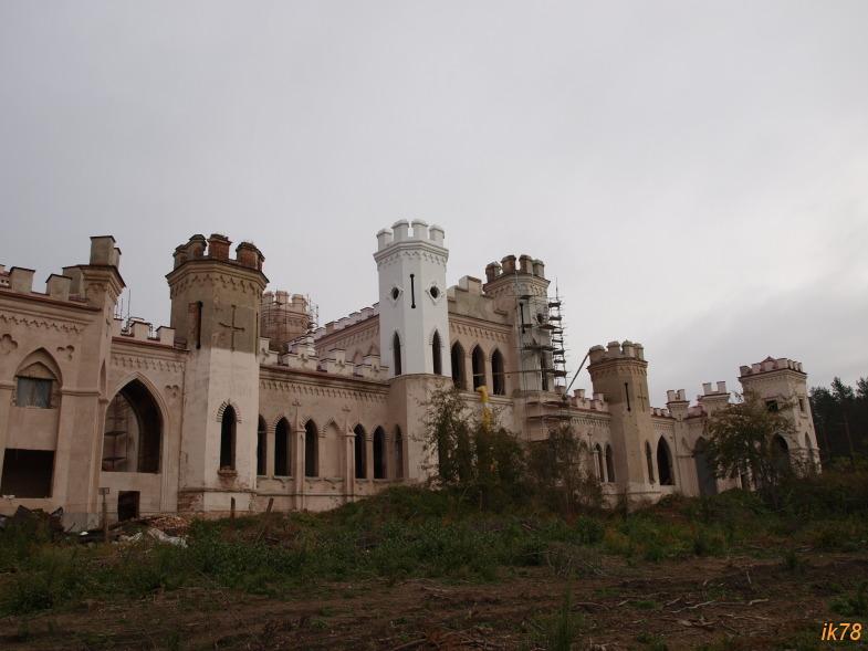 Беларусь, замковый тур, окончание