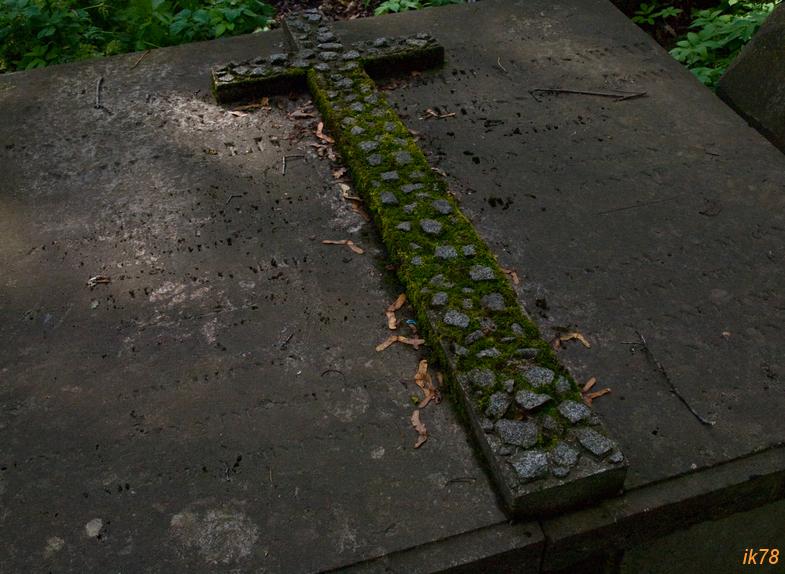Кладбищенская эстетика? :)