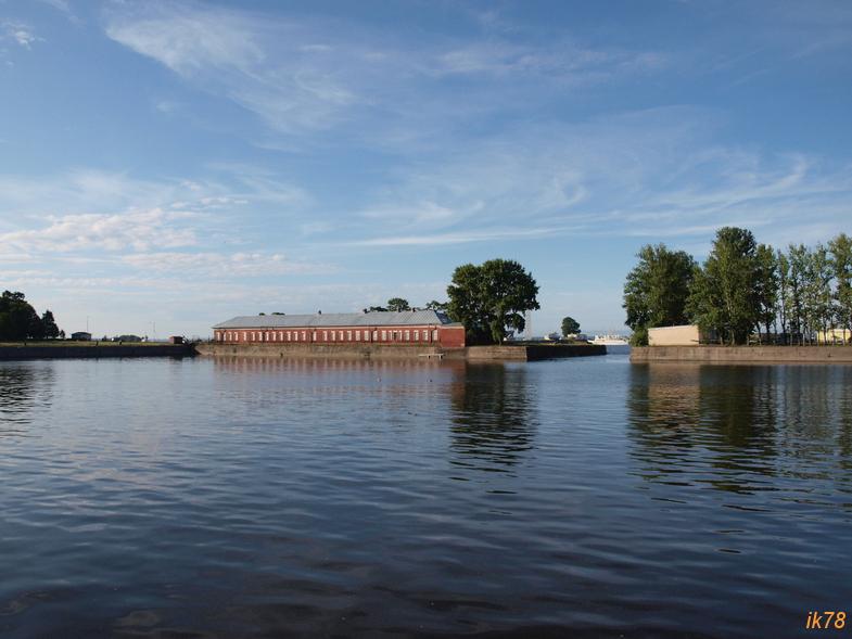 остров Котлин, Кронштадт