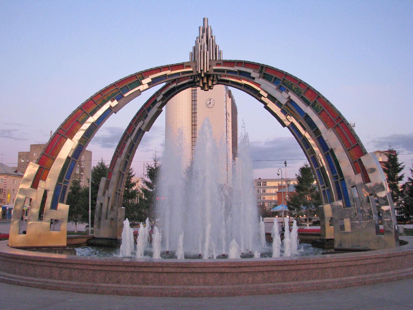 Нефтяная столица России