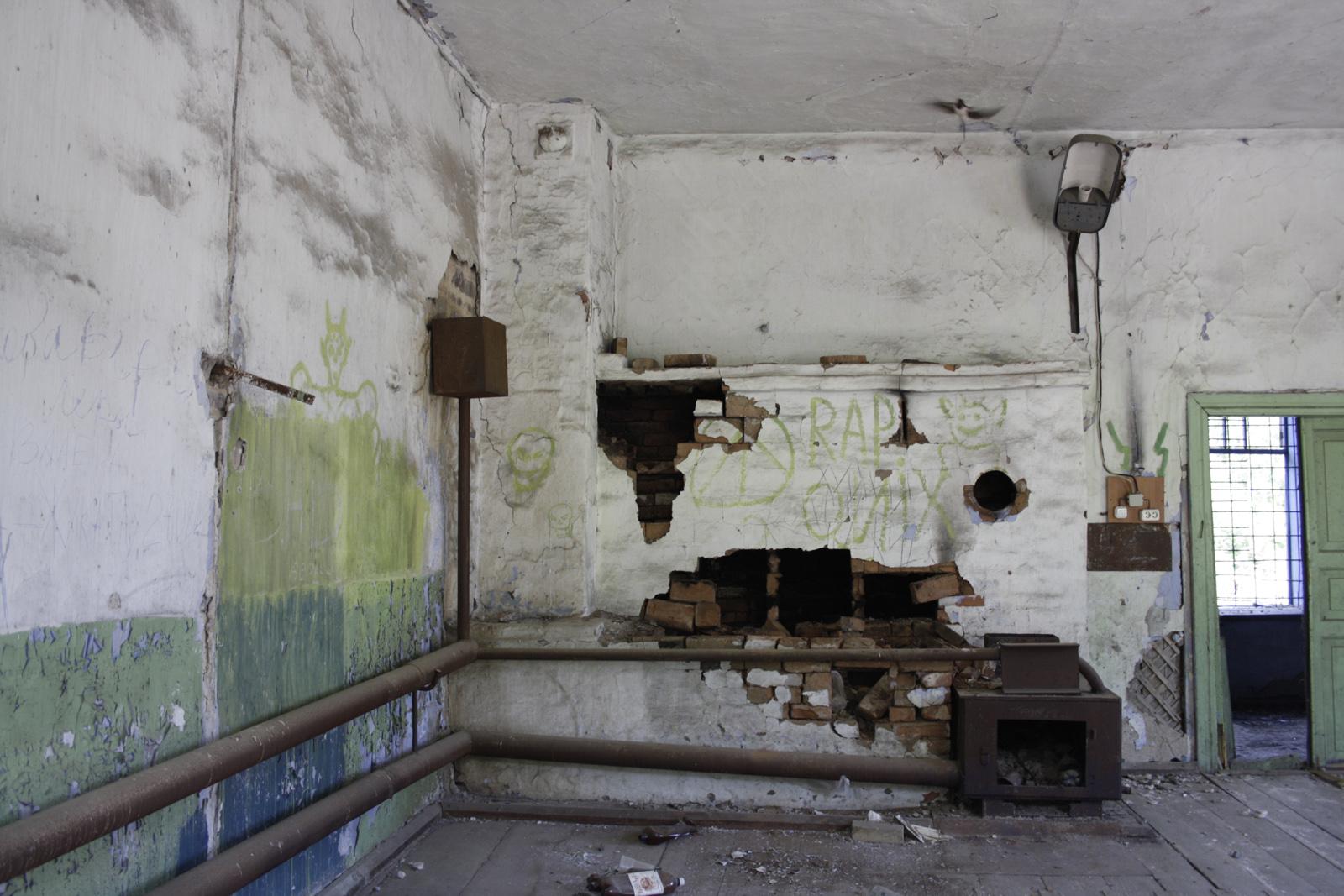 Квест в стиле Myst, или 100 лет электричества