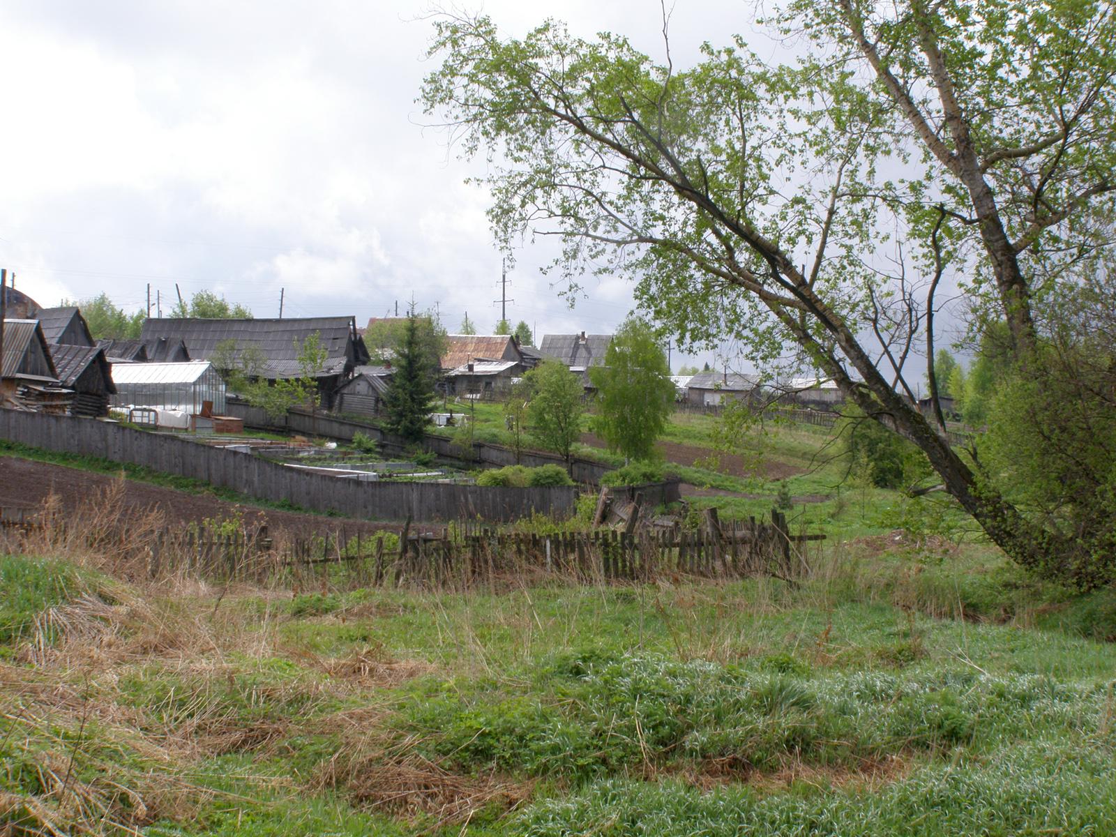 Монастырь в Тарасково