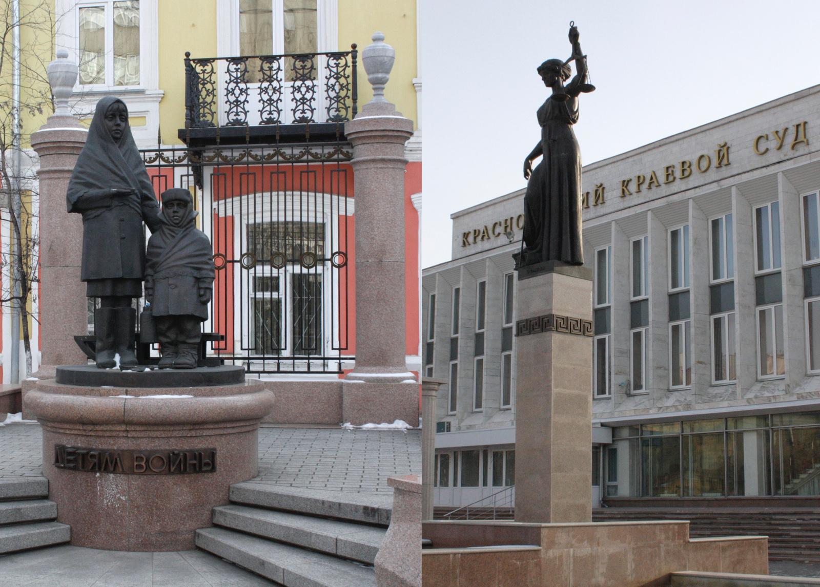 Из Красноярска с красным носом