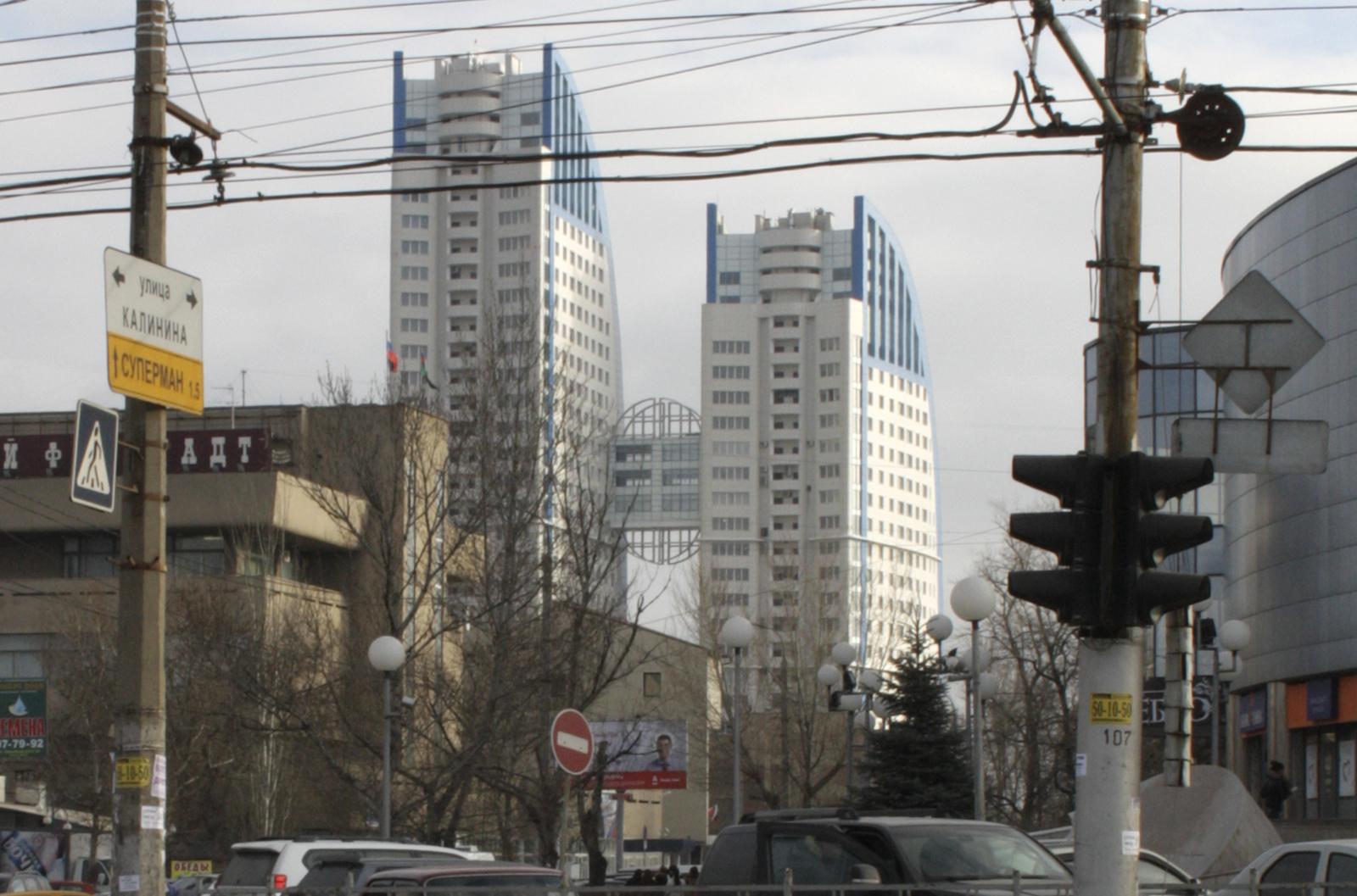 Судьба города