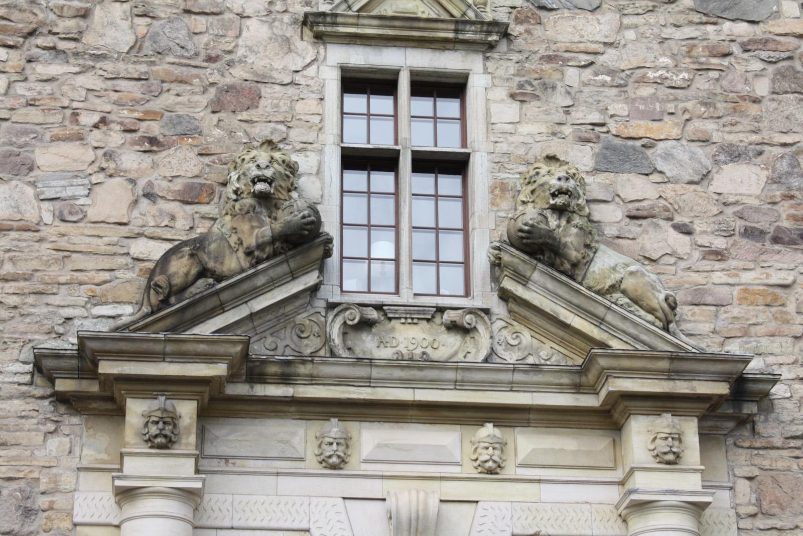 Замок Эребру и его окрестности