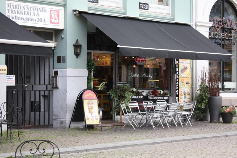 Криминальный Осло и Акерхус