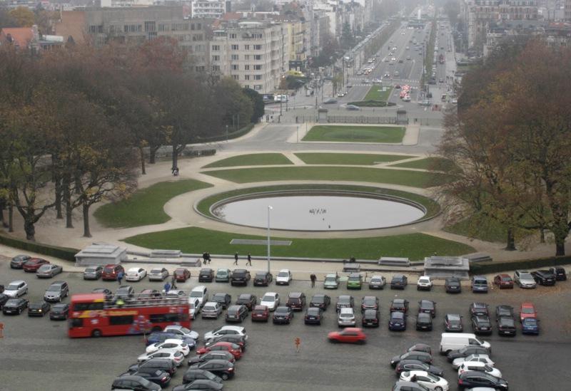 В столице Единой Европы
