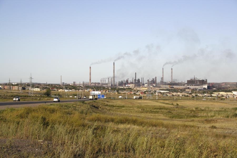 Автопутешествие по Казахстану, день 4: Астана - Караганда