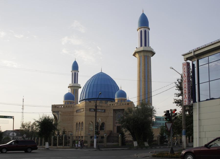 Автопутешествие по Казахстану, день 7: Бурабай - Петропавл
