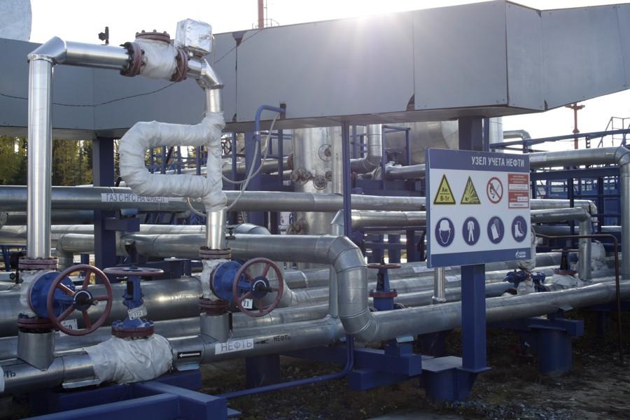 Немного нефти в холодной земле