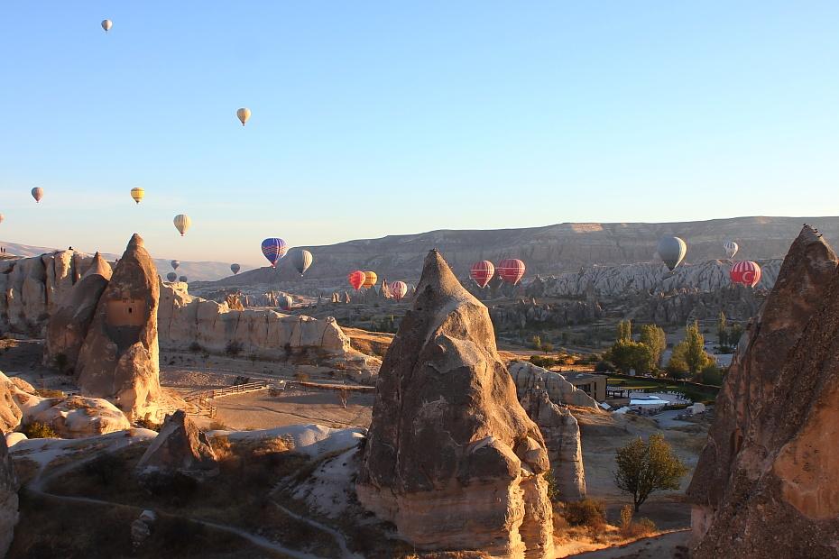 По Югу Турции на автомобиле