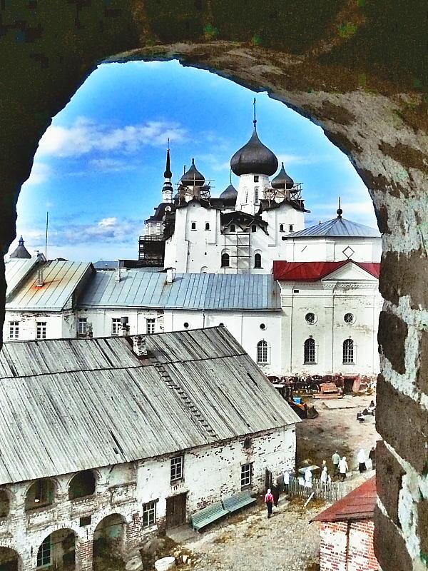Чистая сторона. Часть 2. Соловецкий кремль.