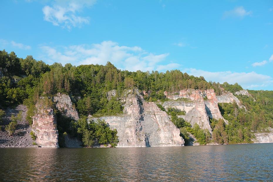 Большая перемена – Юмагузинское водохранилище
