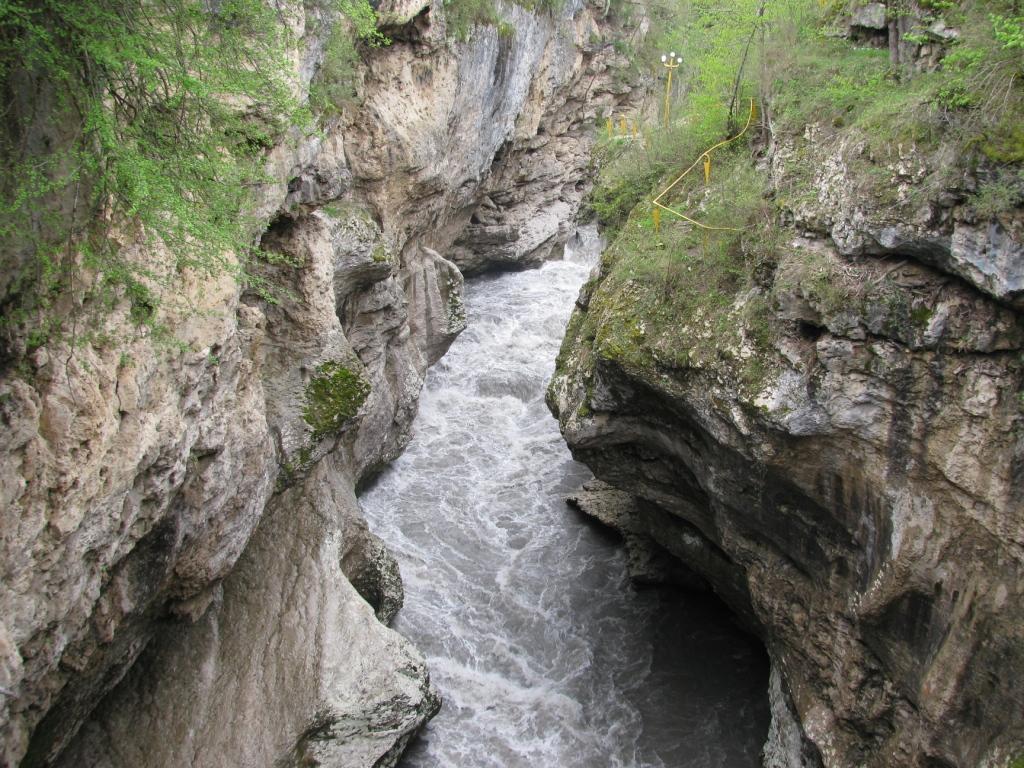 Долина аммонитов.