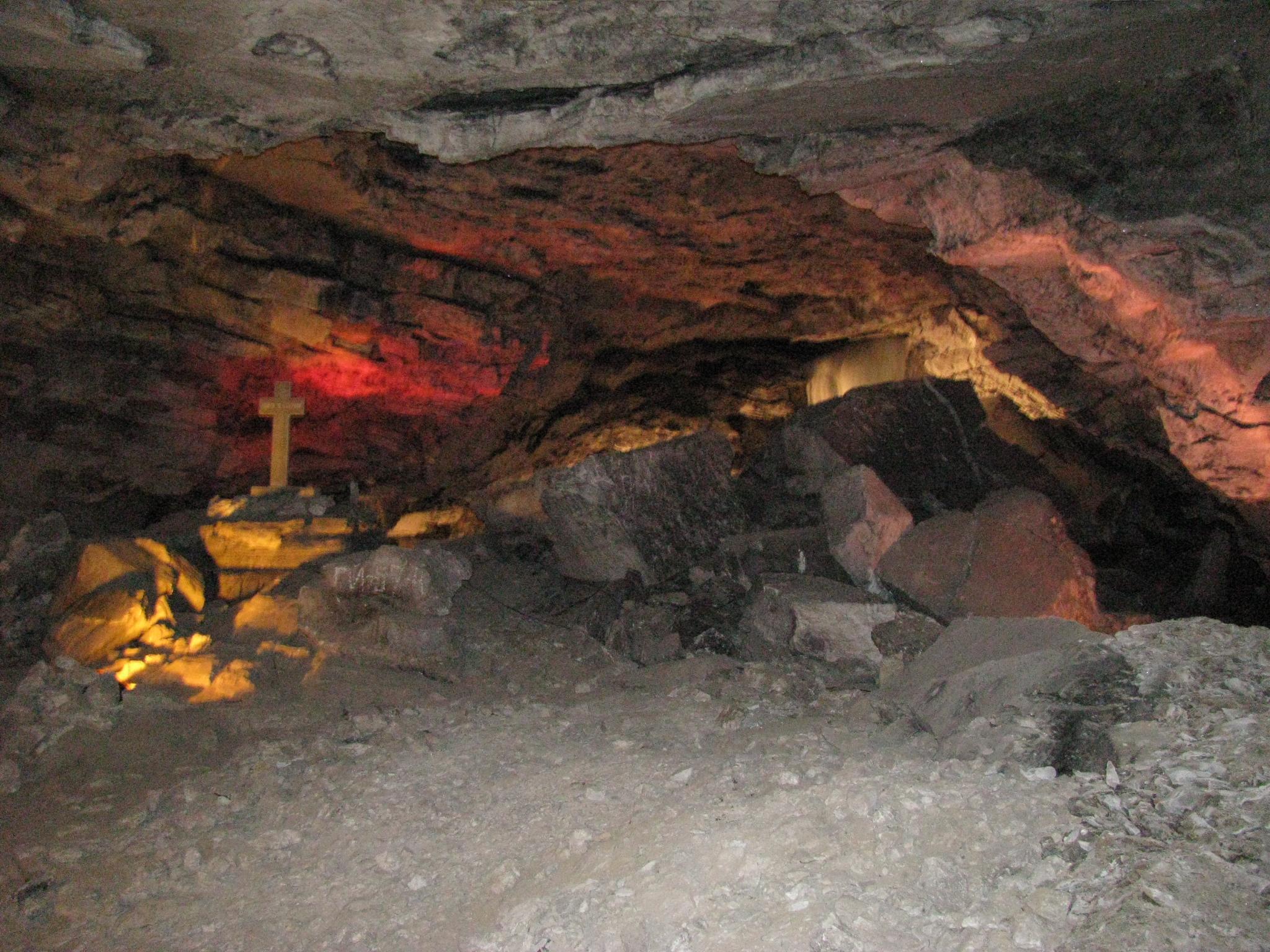 Кунгур, или В пещерах Горного короля.