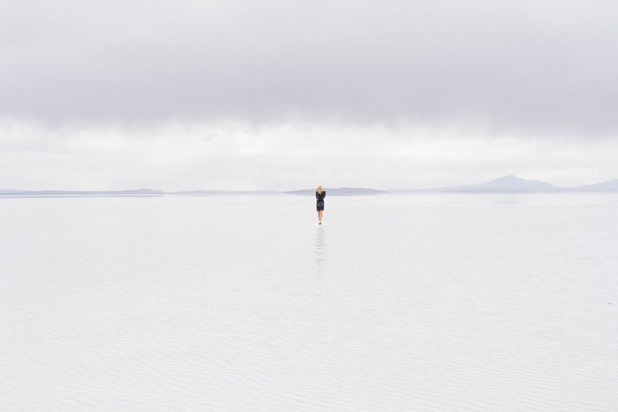 Соляное озеро Уюни