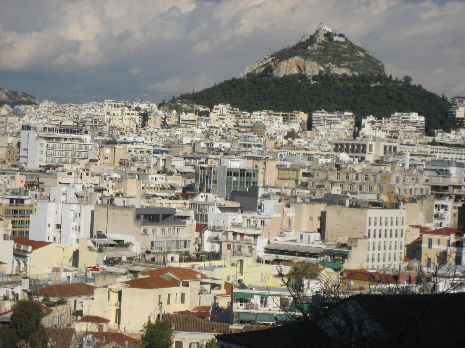 Калимера, Эллада! Афины. Связь времён, смешение стилей