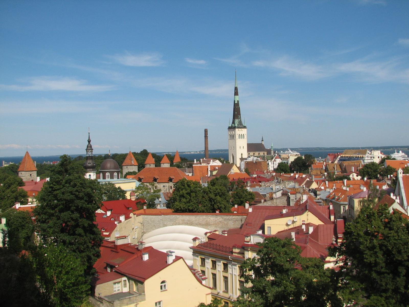 Эстония 2012. Пярну. Сааремаа. Таллинн.