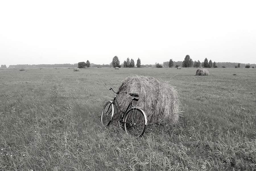 Машина времени. Велопрогулка с. Мехонское - с. Каширцево