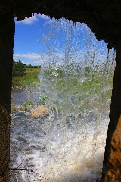 Утятский водопад